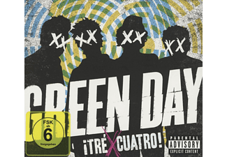 Green Day - Tre! / Cuatro! [CD + DVD]