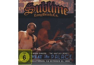 Sublime - 3 Ring Circus - Live At The Palace - (CD + DVD)