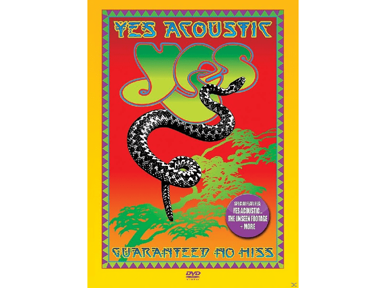 Interpret - Yes Acoustic [DVD]