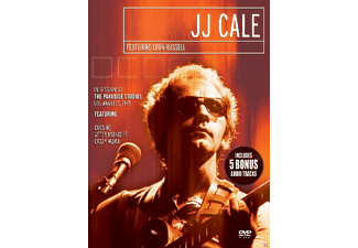 J.J. Cale, Leon Russel - In Session - (DVD)