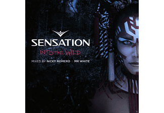 VARIOUS - Sensation Into The Wild (Mixed By Nicky Romero & Mr. White) - (CD)