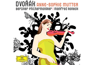 Anne-Sophie Mutter, Berliner Philharmoniker - DVORAK (DELUXE EDITION) - (CD + DVD)