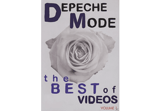 Depeche Mode - THE BEST OF DEPECHE MODE 1 - (DVD)