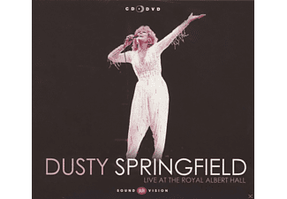 Dusty Springfield - Live At The Royal Albert Hall (Cd+Dvd) - (CD + DVD)