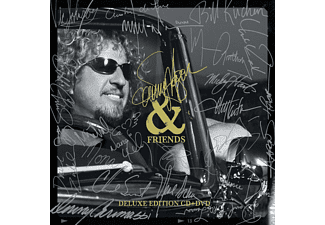 Sammy Hagar - Sammy Hagar & Friends - Deluxe Edition (CD + DVD)