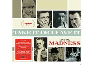 Madness - Take It Or Leave It (Cd+Dvd) [CD + DVD]