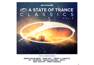 VARIOUS - A State Of Trance Classics Vol.8 - (CD)