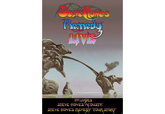 Steve Howe - Remedy Live - (DVD)
