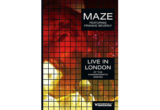 Maze, Frankie Beverly - Live At Hammersmith Odeon - (DVD)