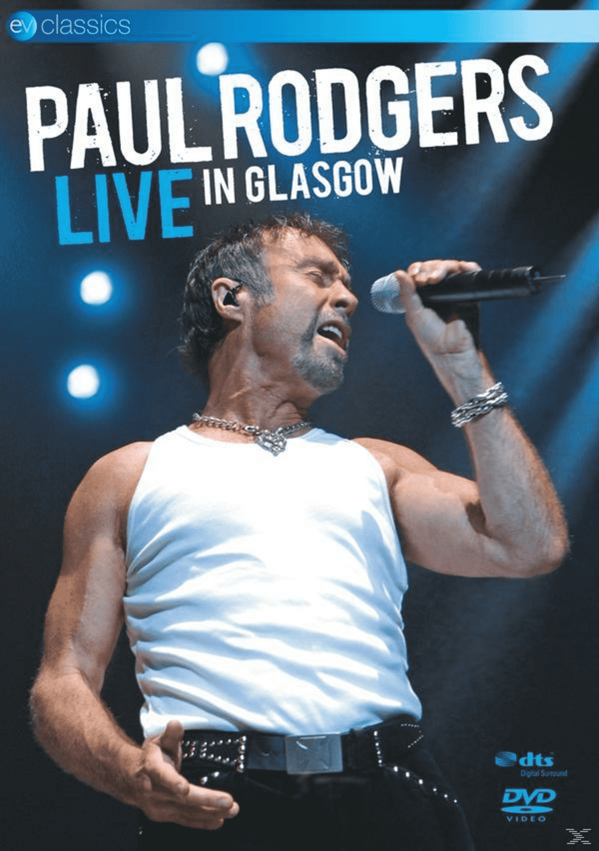 Paul Rodgers - Live In Glasgow - (DVD)