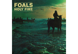 Foals - Holy Fire (Deluxe Edition) - (CD + DVD Video)
