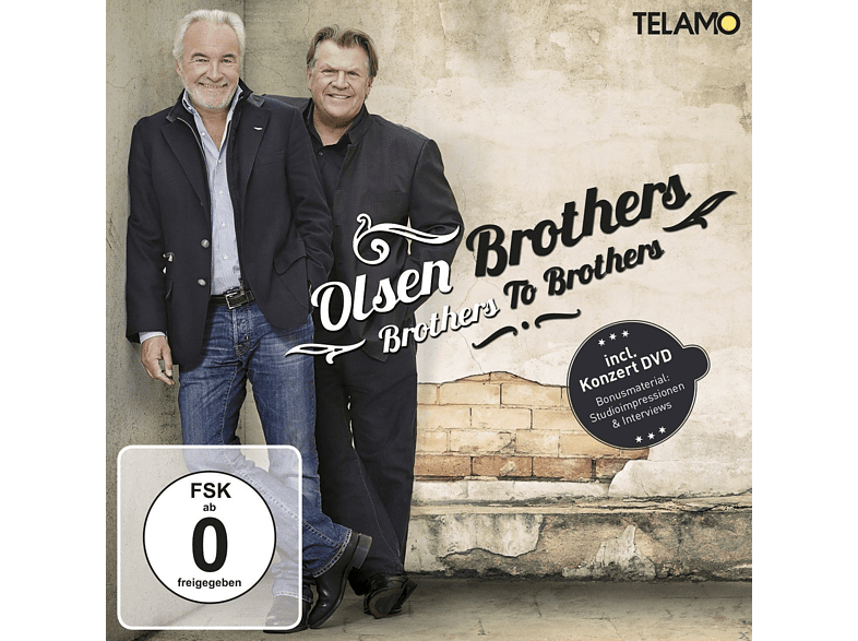 Olsen Brothers - Brothers To Brothers [CD + DVD]