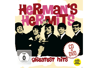Herman`s Hermits - Greatest Hits - (CD + DVD)