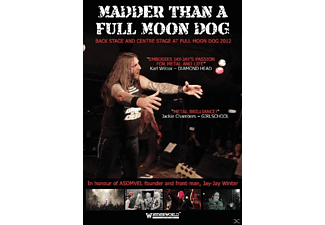 VARIOUS - Madder Than A Full Moon Dog - (DVD)