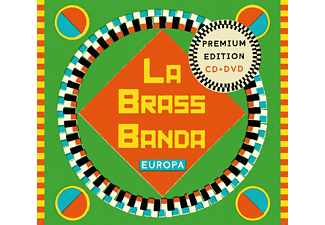 LaBrassBanda - Europa-Premium Edition - (CD + DVD Video)