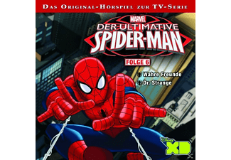 WARNER MUSIC GROUP GERMANY Ultimate Spiderman Folge 6