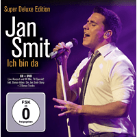 Jan Smit - Ich Bin Da (Super Deluxe Edition) [CD]
