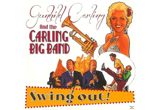 Gunhild Carling, The Carling Big Band - Swing Out! - (CD)