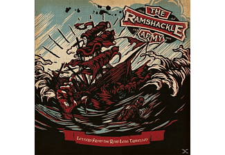 Ramshackle Army - Letters From The Road Less Travelle [CD]