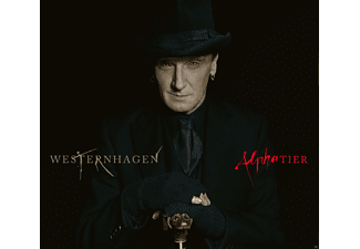 Marius Müller-Westernhagen - Alphatier (Limited Deluxe Edition) - (CD + DVD Video)