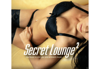 VARIOUS - Secret Lounge 2 - (CD)