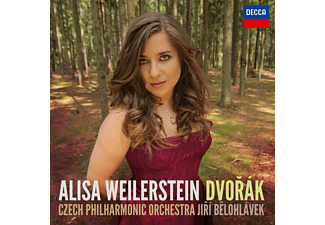 The Czech Philharmonic Orchestra, Alisa Weilerstein - Dvorak Cello Konzert - (CD)