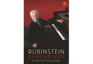 Arthur Rubinstein - Rubinstein Remembered - (DVD)