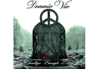 Donnie Vie - Goodbye: Enough Z'nuff - (CD + DVD)