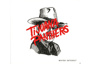Tijuana Panthers - Wayne Interest [CD]
