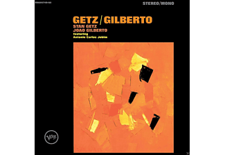 Stan Getz & João Gilberto - Gets / Gilberto CD
