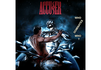 Accuser - Who Dominates Who? - (CD)