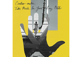 Centro-matic - Take Pride In Your Long Odds - (CD)