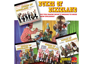 Dukes Of Dixieland - Do You Know What It Means To Miss New Orleans? - (CD)