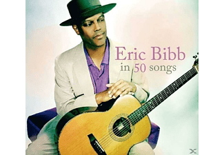 Eric Bibb - Eric Bibb in 50 Songs - (CD)