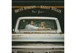 Robinson, Bruce / Willis, Kelly - OUR YEAR - (Vinyl)