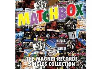 Matchbox - The Magnet Records Singles Collection (Exp. 2cd) - (CD)