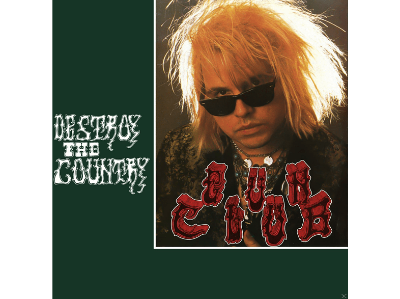 The Gun Club - Destroy The Country [Vinyl]
