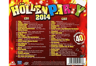 Various - Höllenparty 2014 - (CD)
