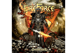 Fireforce - Deathbringer - (CD)