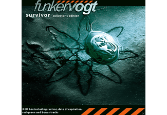Funker Vogt - Survivor-Collector's Edition - (CD)