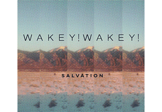 Wakey!wakey! - Salvation - (CD)