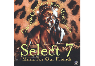 VARIOUS - Select 7: Music For Our Friends - (CD)