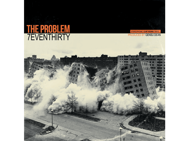 7even Thirty - The Problem [CD]
