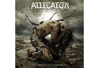 Allegaeon - Elements Of The Infinite - (CD)