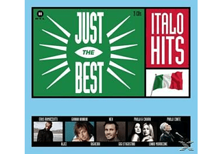 VARIOUS - Just The Best-Italo Hits - (CD)