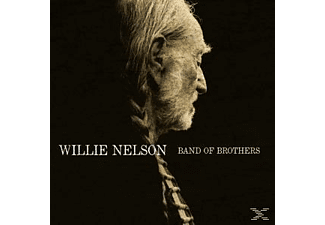 Willie Nelson Band Of Brothers Country LP
