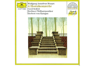 Gerd Seifert, Berliner Philharmoniker - Mozart: The Horn Concertos [CD]