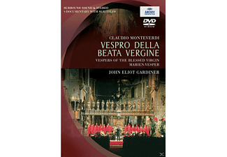 Bryn Terfel, Ann Monoyios, Nigel Robson, London Oratory Junior Choir, The English Baroque Soloists, Monteverdi Choir - MARIENVESPER - (DVD)