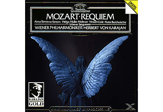 Tomowa/Müller/Cole/Karajan/WP - Requiem Kv 626 - (CD)