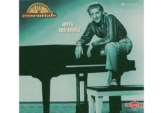 Jerry Lee Lewis - Sun Essentials (4cd's) - (CD)